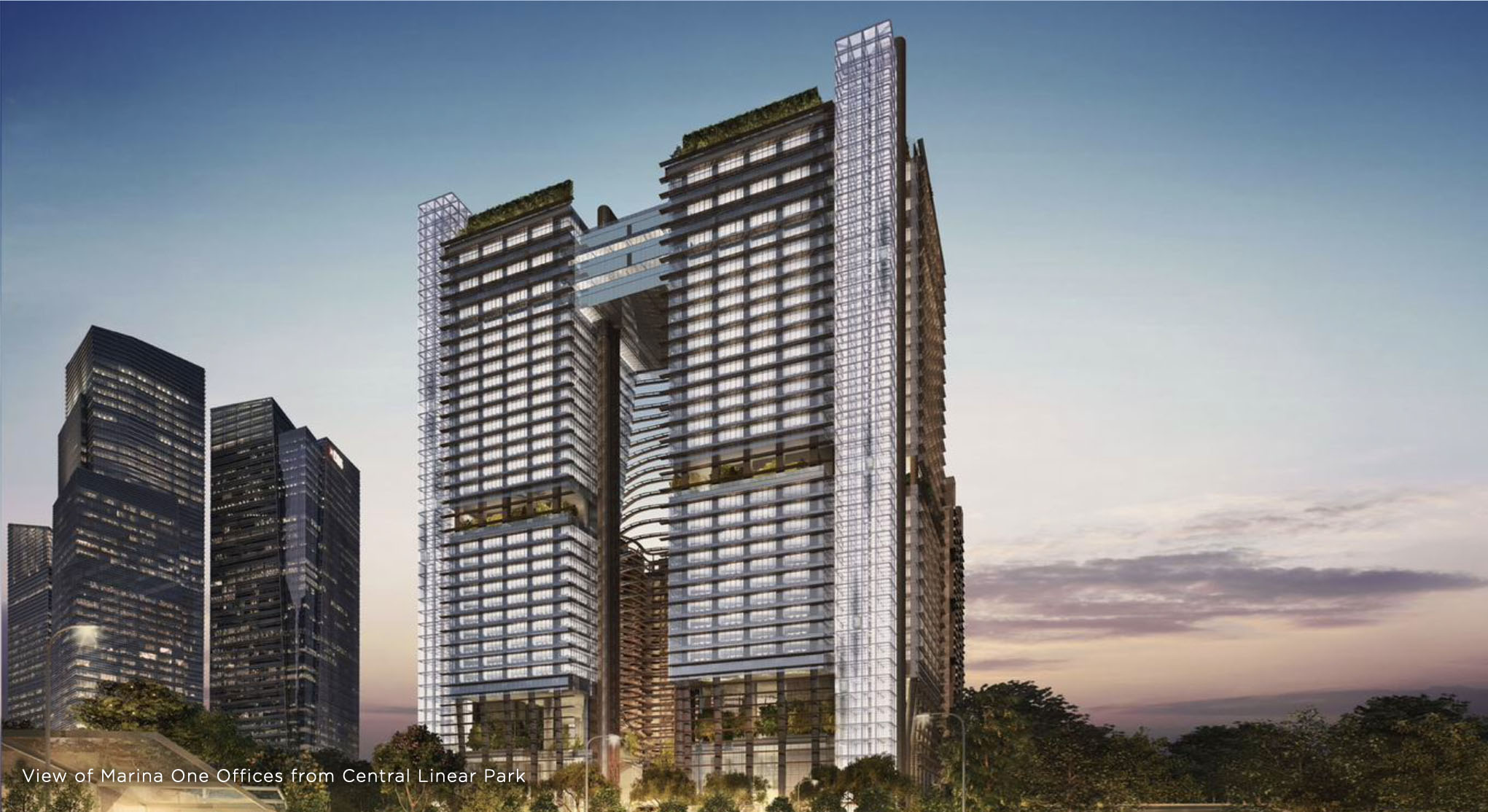Marina One Residences Overview Singapore