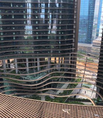 Marina One Residences Podium Singapore