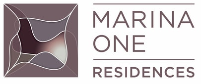 Marina One Residences Logo Singapore
